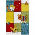 Teppich Kinderteppich My Athabasca Kids 2006 Multicolor