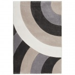 Teppich Wohnteppich My Mooi 1140, Tricolor beige