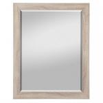 Rahmenspiegel Eiche hell X 83 x 105