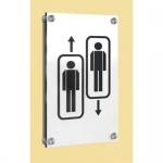 Hinweisschild Wandschild Sign