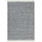 Teppich Wohnteppich Wollteppich My Jebel 3070, handgewebt, grau