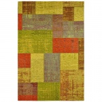 Teppich Wohnteppich Patchwork-Optik My Gascoyne 1080, mulitcolor