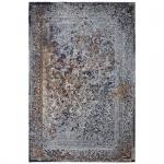 Teppich Wohnteppich My Mersey 1153, Vintage-Look, bronze