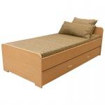 Jugendbett Holzbett Kalama 80239 mit Bettkasten 90 x 200 cm