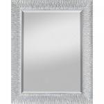 Rahmenspiegel Zara silber 55 x 70 cm