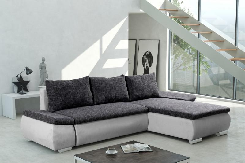 schlafsofa sofa couch ecksofa eckcouch schlaffunktion baku l r kaufen bei kuechen. Black Bedroom Furniture Sets. Home Design Ideas