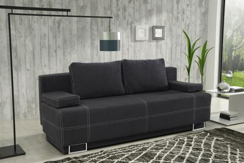 couch schlaffunktion online bestellen bei yatego. Black Bedroom Furniture Sets. Home Design Ideas
