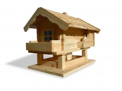 holzwaren wasmer vogelfutterhaus m hle kaufen bei. Black Bedroom Furniture Sets. Home Design Ideas