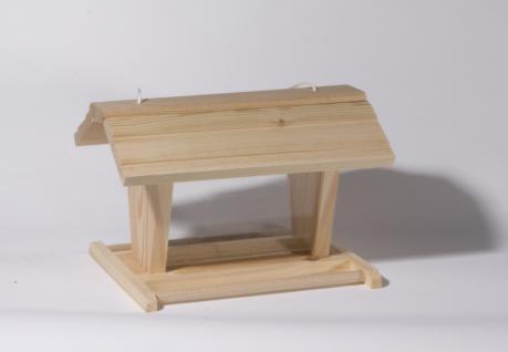 holzwaren wasmer vogelhaus silo kaufen bei holzwaren. Black Bedroom Furniture Sets. Home Design Ideas