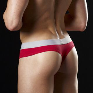 INTYMEN Swing Enhance Thong red Gr.XL