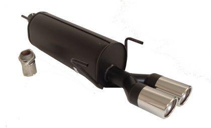 Endschalldämpfer Stahl Seat Altea XL 5P ab 2004 - Vorschau 2