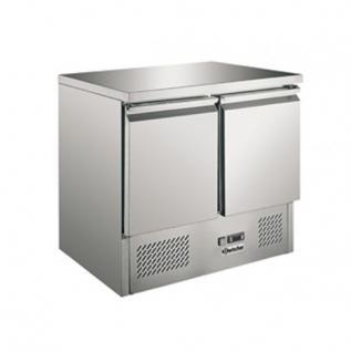 Bartscher Mini-Kühltisch mit Umluftkühlung