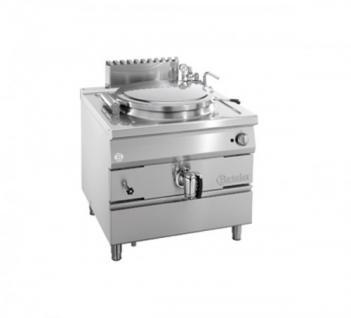 Bartscher Gas-Kochkessel Indirekte Beheizung