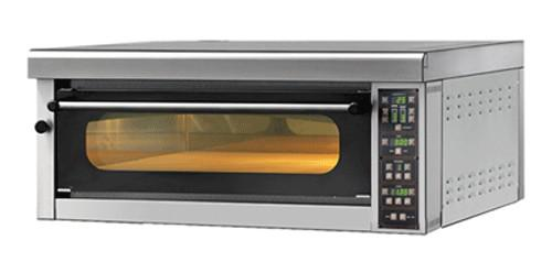 GAM Pizzaofen M 6E Breitversion digital - 400V