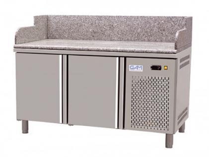 GAM TP-8-150-20D Pizzakühltisch