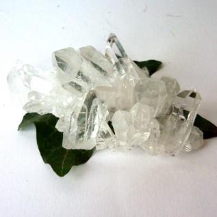 Bergkristall-Stufe Brasilien 1a-Qualität