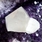 Bergkristall-Spitze Bergkristall-Stufe Brasilien