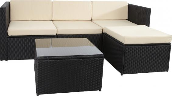 rattan sofa garten g nstig online kaufen bei yatego. Black Bedroom Furniture Sets. Home Design Ideas
