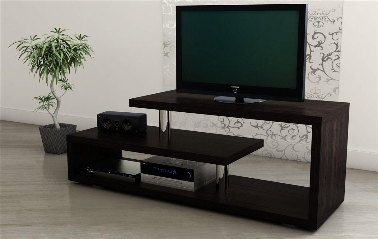 tv lowboard holz dunkel. Black Bedroom Furniture Sets. Home Design Ideas