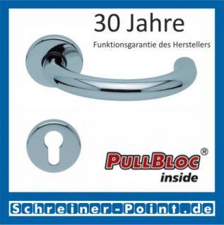 Scoop Baloo PullBloc Rundrosettengarnitur, Rosette Edelstahl poliert - Vorschau 2