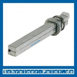 Hoppe F/Ei-Profilstift 10 mm Stiftlänge 80 mm, 4578484 / 6547996