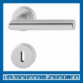 Hoppe Amsterdam Aluminium Rosettengarnitur F1 Natur 1400/42KV/42KVS, 3389293, 1773603, 3389314, 1773654, 3389322, 1773671, 3390454 - Vorschau 1