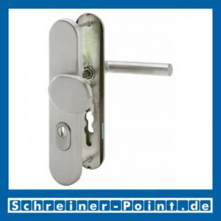 Schutzbeschlag Hoppe Amsterdam ZA F69 Edelstahl E86G/3332ZA/3330/1400Z ES1 (SK2), 3328811, 3328802