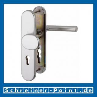 Schutzbeschlag Hoppe Amsterdam Aluminium F1 Natur 86G/3331/3330/1400 ES1 (SK2), 3346357, 3346453