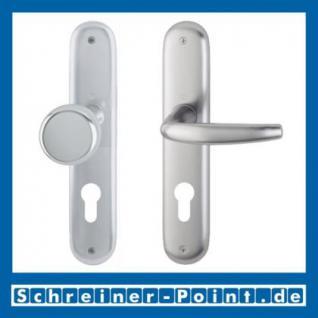Hoppe Atlanta Aluminium Langschildgarnitur F1 Natur 1530/273P, 2791571, 2320884, 2791598, 2791619, 2409547, 2791926 - Vorschau 4
