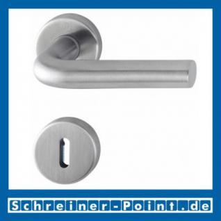 Hoppe Bonn Edelstahl Rosettengarnitur F69 E150Z/42KV/42KVS, 3289778, 6377378, 3289751, 3289866, 6377428, 3307155 - Vorschau 1
