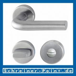 Hoppe Bonn Edelstahl Rosettengarnitur F69 E150Z/42KV/42KVS, 3289778, 6377378, 3289751, 3289866, 6377428, 3307155 - Vorschau 3