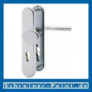 Schutzbeschlag Hoppe Bonn Aluminium F1 Natur 86G/3331/3330/150 ES1 (SK2), 3361872, 3361952