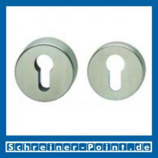 Hoppe Schutzrosette E42NSB / E42S Edelstahl F69