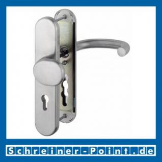 Schutzbeschlag Hoppe Göteborg F69 Edelstahl E86G/3331/3330/1410Z ES1 (SK2), 3328175, 3328159