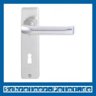 Hoppe London Aluminium Kurzschildgarnitur F1 Natur 113/202KP, 6675094, 6880587, 6675193, 6675276 - Vorschau