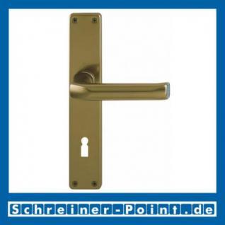 Hoppe London Aluminium Langschildgarnitur F4 Bronzefarben 113/202SP, 6768329, 6797369, 6824601, 6768378, 6768584, 6824643