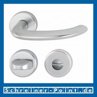 Hoppe Marseille Aluminium Rosettengarnitur F1 Natur 1138/42KV/42KVS, 2781496, 2768187, 2781681, 2782042, 2768216, 2783942 - Vorschau 3