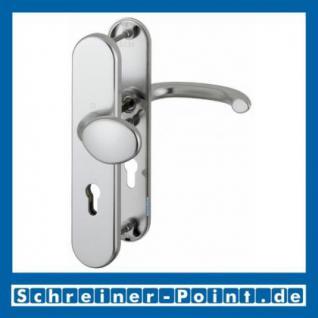Schutzbeschlag Hoppe Marseille Aluminium F1 Natur 76G/3331/3440/1138 ES1 (SK2), 3283211, 2502231, 3222346, 2502186