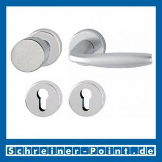 Hoppe New York Aluminium Rosettengarnitur F1 Natur 1810/42KV/42KVS, 3273207, 3273223, 3273258, 3273291 - Vorschau 4