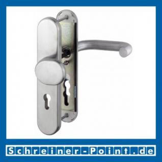 Schutzbeschlag Hoppe Paris F69 Edelstahl E86G/3331/3330/138Z ES1 (SK2), 3328044, 6947188, 3328028, 6937361 - Vorschau 1