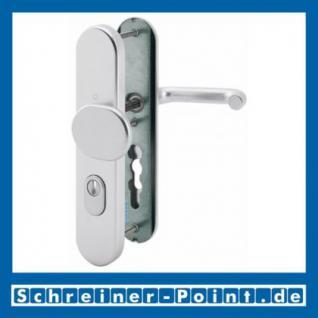 Schutzbeschlag Hoppe Paris Aluminium F1 Natur 86G/3332ZA/3330/138 ES1 (SK2), 3364635, 6963094, 3348256, 6971394 - Vorschau 1