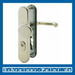 Schutzbeschlag Hoppe Paris Aluminium F2 Neusilber 86G/3332ZA/3330/138 ES1 (SK2), 3364651, 6963052, 3348230, 6971378