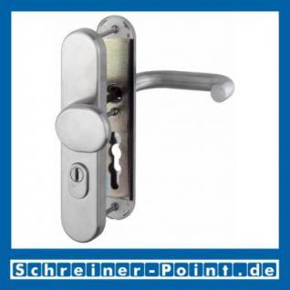 Schutzbeschlag Hoppe Paris ZA F69 Edelstahl E86G/3332ZA/3310/138Z ES2 (SK3), 3724995, 3725031