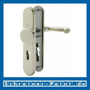 Schutzbeschlag Hoppe Paris Aluminium F2 Neusilber 86G/3331/3330/138 ES1 (SK2), 3364504, 6938120, 3345899, 6938203