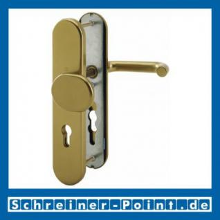 Schutzbeschlag Hoppe Paris Aluminium F4 Bronzefarben 86G/3331/3330/138 ES1 (SK2), 3364432, 6938138, 3345856, 6947816