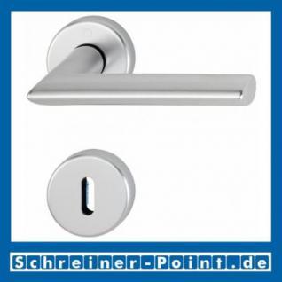 Hoppe Stockholm Aluminium Rosettengarnitur F1 Natur 1140/42KV/42KVS, 2782712, 2768291, 2783070, 2783205, 2768304, 2784101