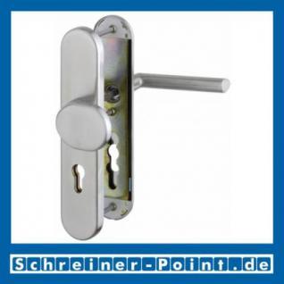 Schutzbeschlag Hoppe Stockholm F69 Edelstahl E86G/3331/3330/1140Z ES1 (SK2), 3327877, 3327885 - Vorschau 1