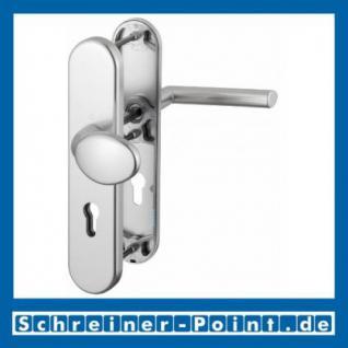 Schutzbeschlag Hoppe Stockholm Aluminium F1 Natur 76G/3331/3440/1140 ES1 (SK2), 3337311, 3337274