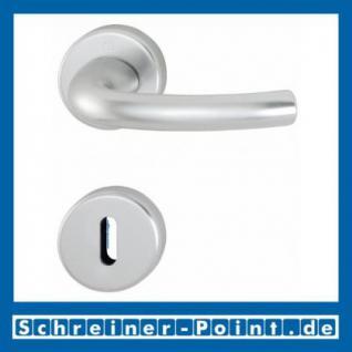 Hoppe Tokyo Aluminium Rosettengarnitur F1 Natur 1710/42KV/42KVS, 2805540, 8185258, 2805603, 2805646, 8185241, 2805662