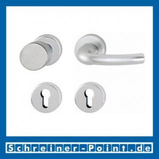 Hoppe Tokyo Aluminium Rosettengarnitur F1 Natur 1710/42KV/42KVS, 2805540, 8185258, 2805603, 2805646, 8185241, 2805662 - Vorschau 4